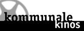 Bundesverband kommunale Filmarbeit Der Bundesverband kommunale Filmarbeit e.V. ist der Verband der kommunalen, studentischen und freien nichtgewerblichen Kinos und filmkulturellen Initiativen und Einrichtungen in Deutschland.