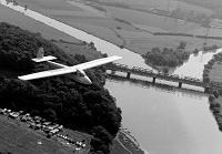 Segelfliegen an der Hohensyburg