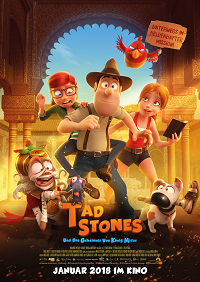 Tad Stones und das Geheimnis von König Midas