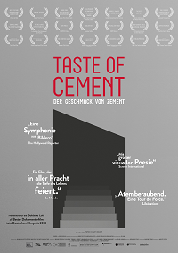 Taste of Cement – Der Geschmack von Zement