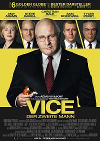 Vice – Der zweite Mann